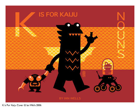 01 - K Is For Kaiju