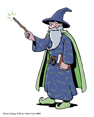 08 - Wizard