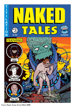 13 - Naked Tales